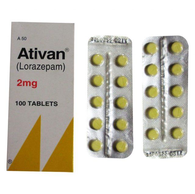 Ativan 1 mg vs xanax .25