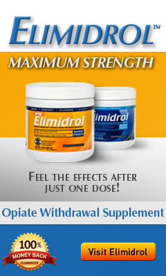 Elimidrol - Opiate Withdrawal Supplement