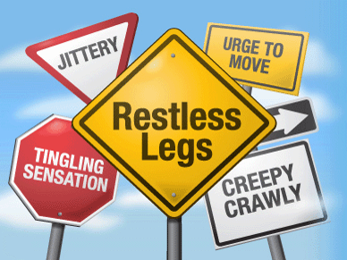 Stop Restless Legs Syndrome From Opiate Withdrawal