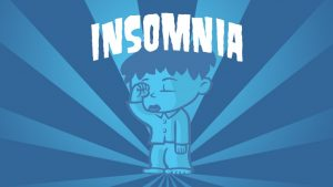 Insomnia from opiate withdrawal