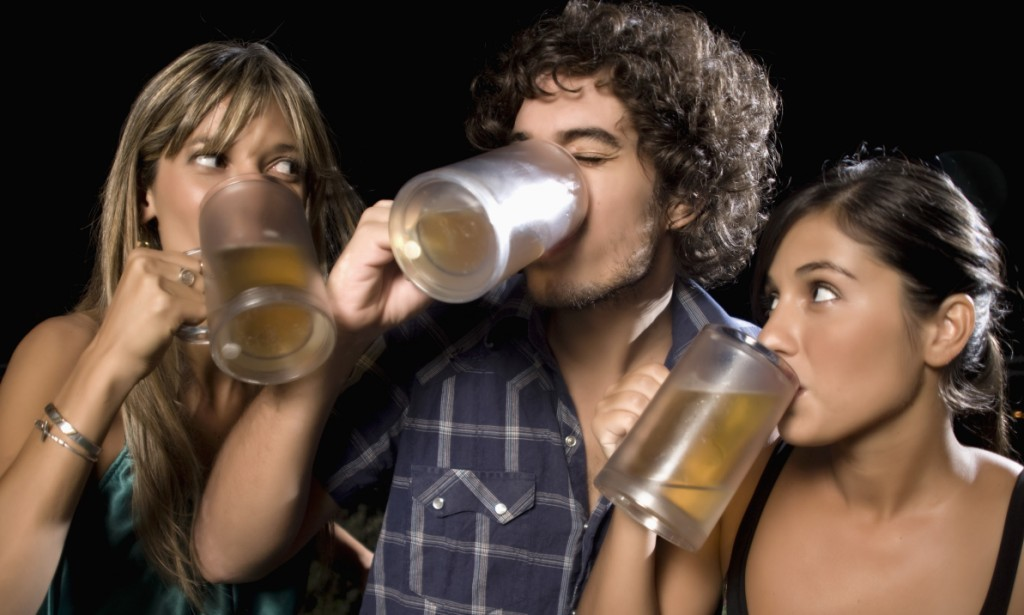 Alcohol and the sexes