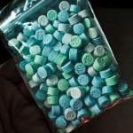 Drug ecstasy MDMA