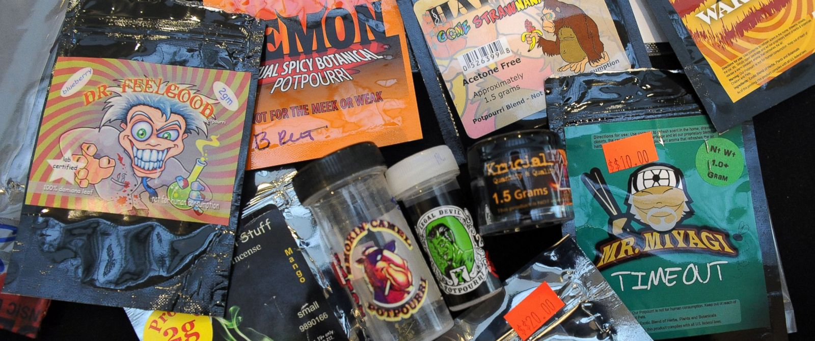 Synthetic marijuana is very harmful to the body