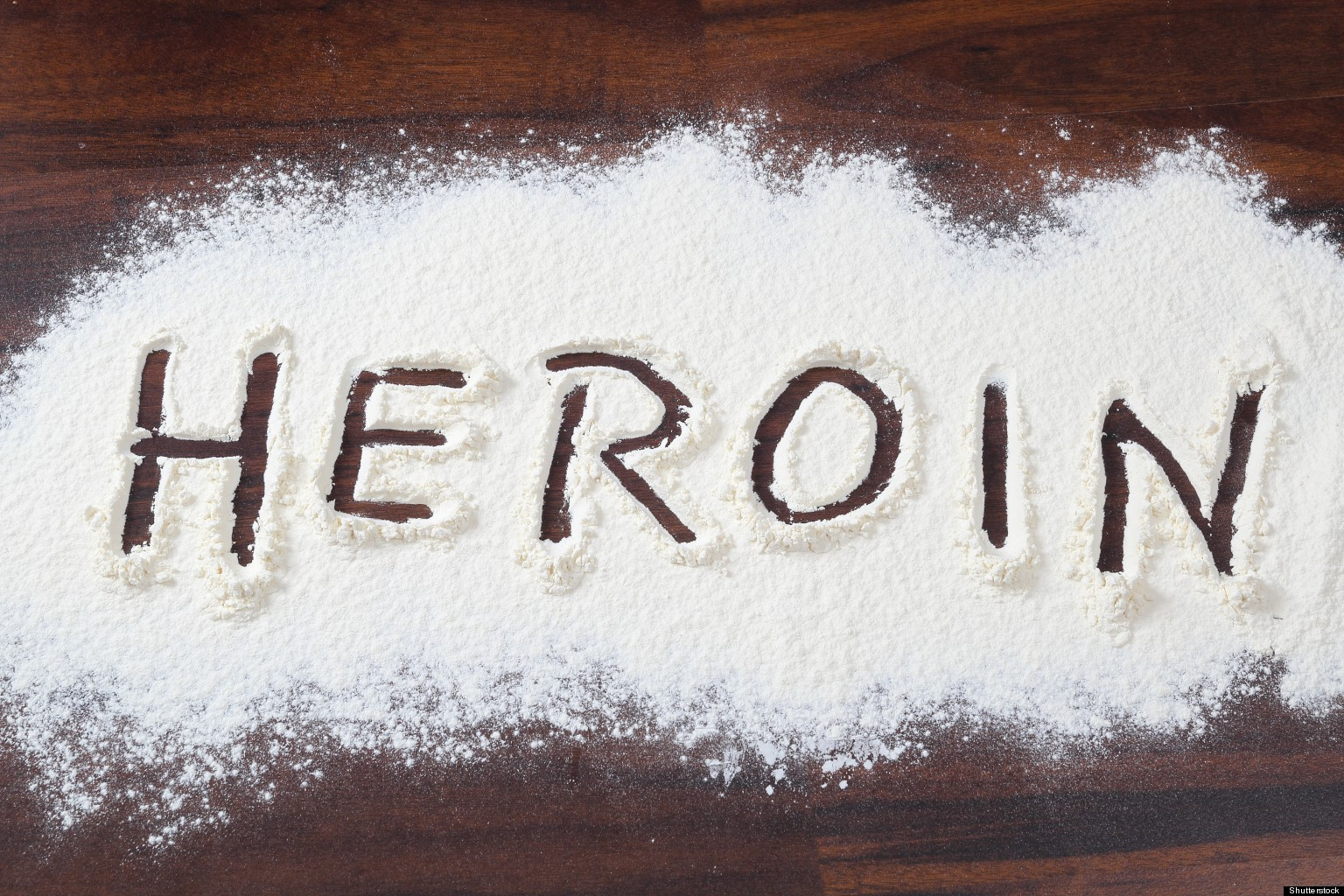 What Does Heroin Look Like? What is heroin and heroin addiction?