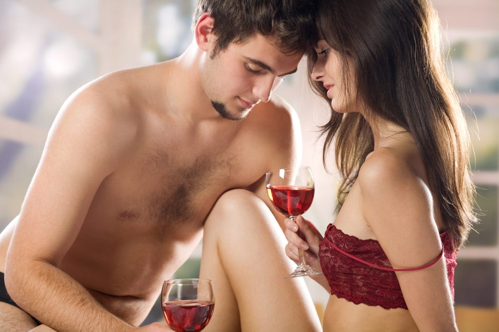 Alcohol and sex, effect of alcohol on potency.