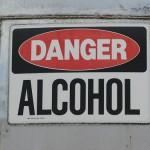 Danger alcohol
