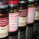 Drug ketamine. Anesthetic, analgesic, sedative.