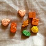 The drug MDMA