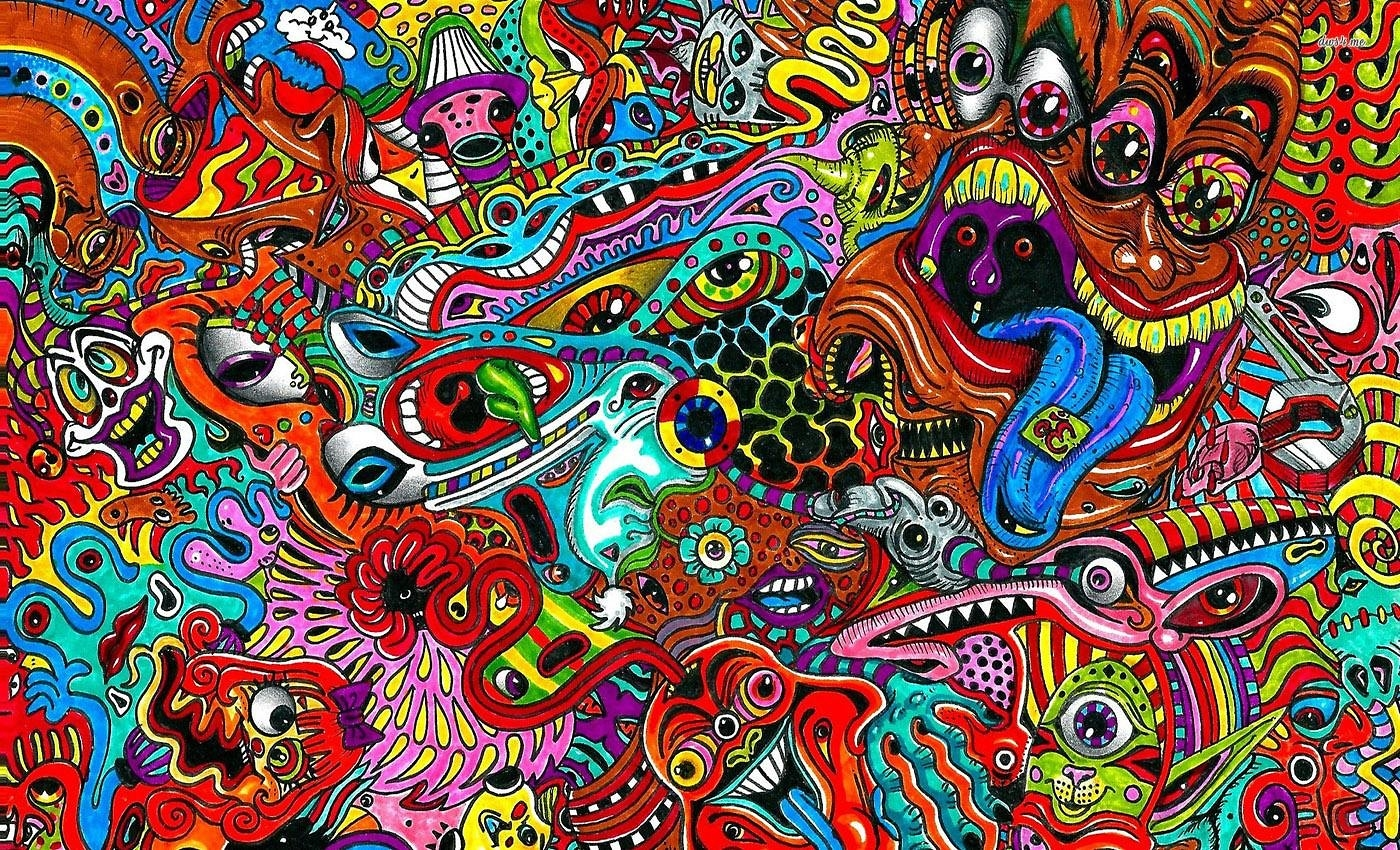 Psychedelics. The most popular psychedelic drugs.