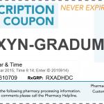 Desoxyn-Gradumet Prescription Drug Coupon
