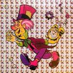 LSD drug 2. Images LSD, acid drug.