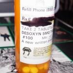 Medical Methamphetamine - Desoxyn (5mg)