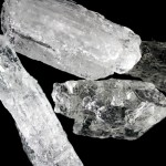 methamphetamine crystals