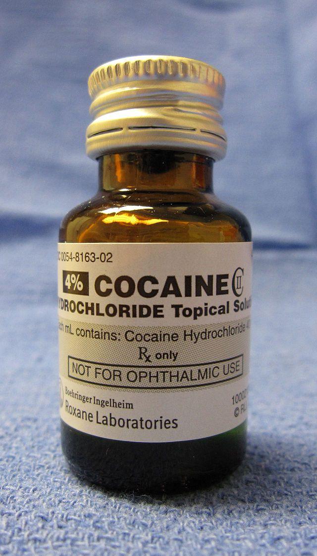 Drug photos. Cocaine. 12.