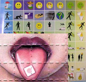 Types of marks LSD 2. Photo LSD, acid drug.