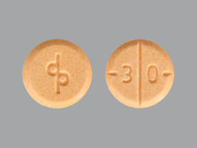 Pill Adderall 30 mg